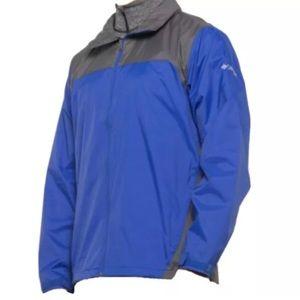 Columbia Glennaker Lake Golf Rain Jacket Packable